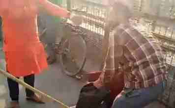 Lucknow, kashmiris, attack on kashmiris