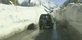 srinagar-leh highway, srinagar, leh, national highways