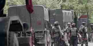 Breaking News Kashmir, Latest News Of Kashmir, Kashmir, kashmir convoy, indian army convoy, kashmir indian army,