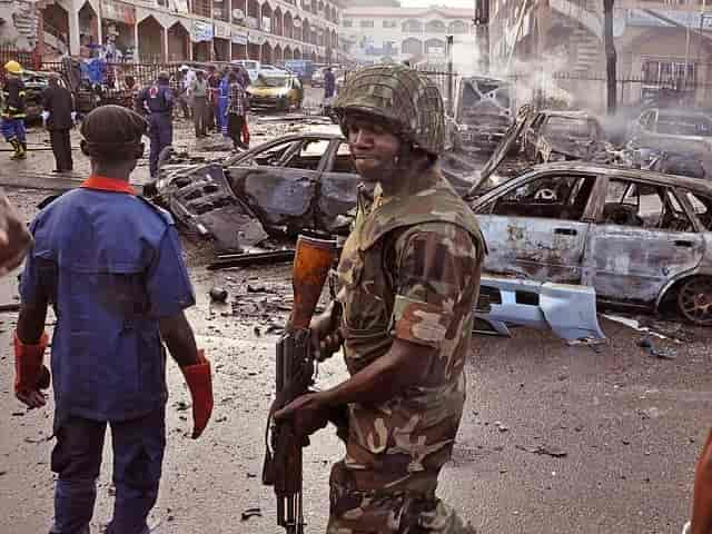 Triple Attack Kills 30 in Northeast Nigeria