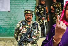 Kashmir politics