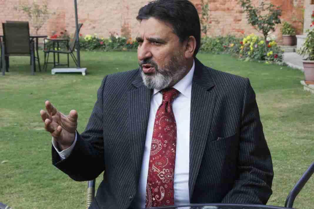 Altaf Bukhari, Kashmir, kashmir politics, kashmir politicians, Altaf Bukhari BJP, BJP kashmir