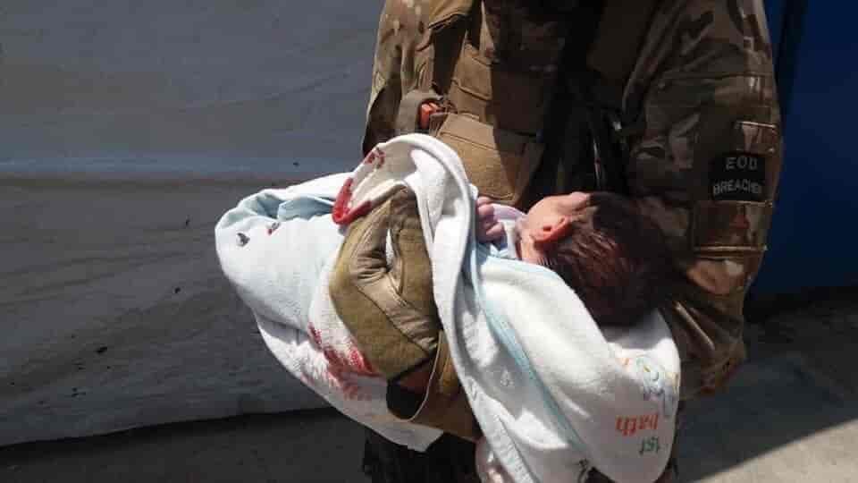 40 die in attacks on hospital, funeral in Afghanistan