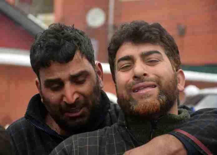 Ather Wani, Kashmir Srinagar encounter, Mushtaq Wani, Kashmir, Srinagar encounter