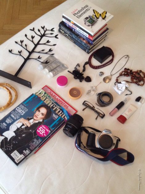 An English Mamma in Stockholm: throw out 100 things challenge third batch