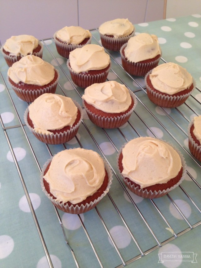 An English Mamma in Stockholm: baking birthday paleo cakes muffins