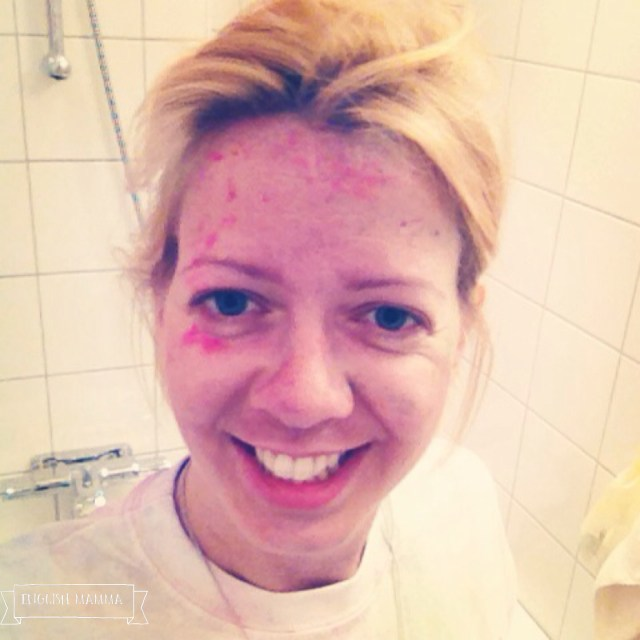 An English Mamma in Stockholm: post color me rad stockholm after the race