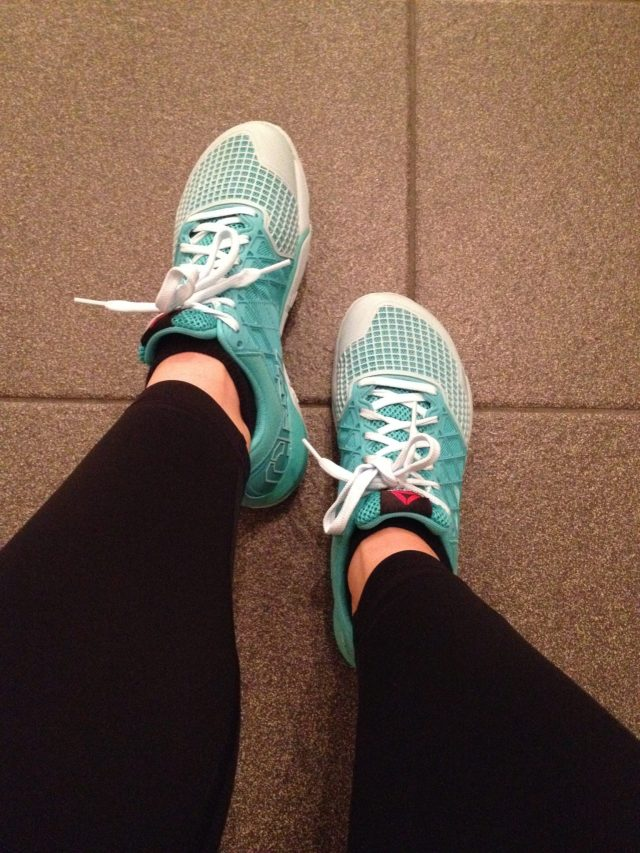 An English Mamma in Stockholm: reebox crossfit trainers training shoes