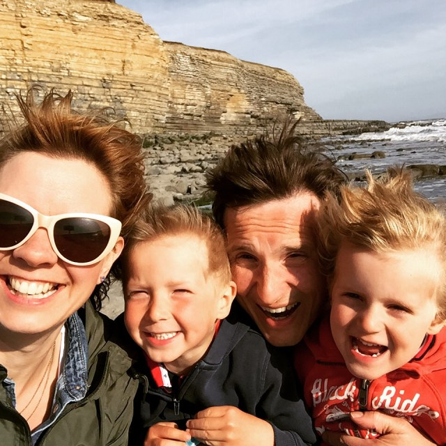 An English Mamma in Stockholm: instagram moments glamorgan wales nash point beach family