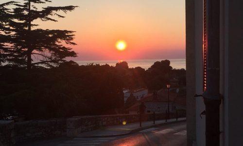 The Kat Edit croatia sunset vrsar