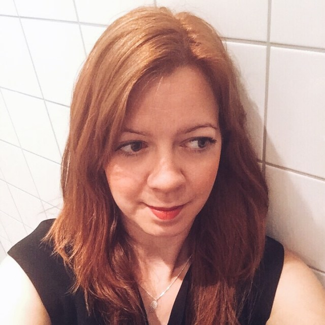 An English Mamma in Stockholm july favourite things copper hair colour