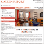 Issue 13, February 2008: How to Make Money in Real Estate
