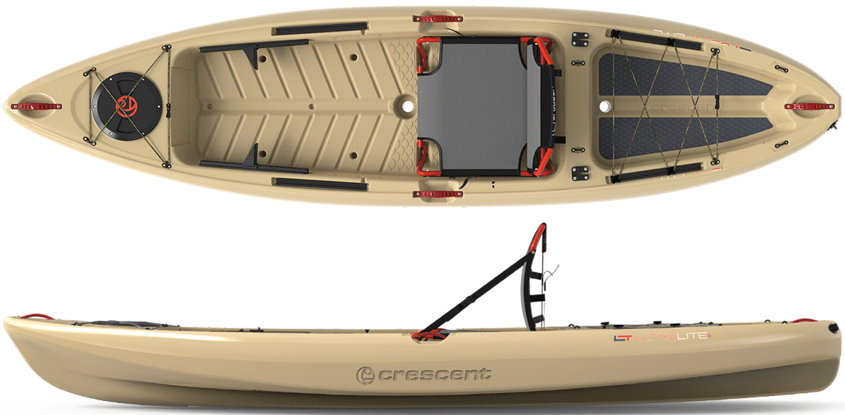 Crescent UltraLite Kayak - Sand