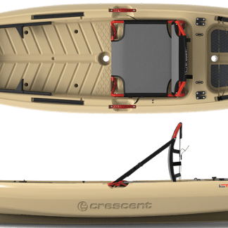 Crescent UltraLite Kayak - Sand