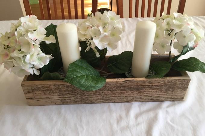 spring centerpiece, diy centerpiece , flowers