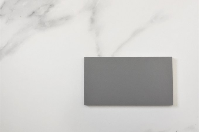vanity colour sample, tile sample
