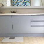 Painted Bathroom Vanity-Boys Bathroom Reno Part 2