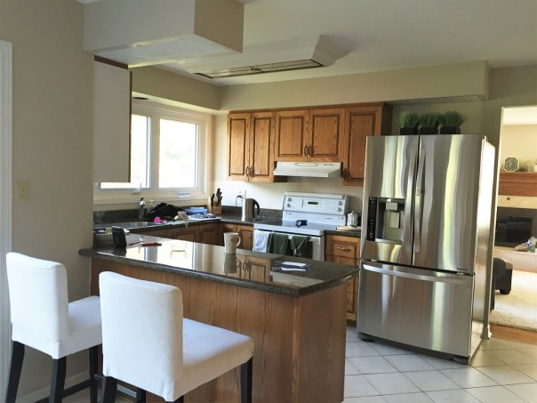 remove upper cabinets, kitchen cleaning, range hood removal, cabinet removal