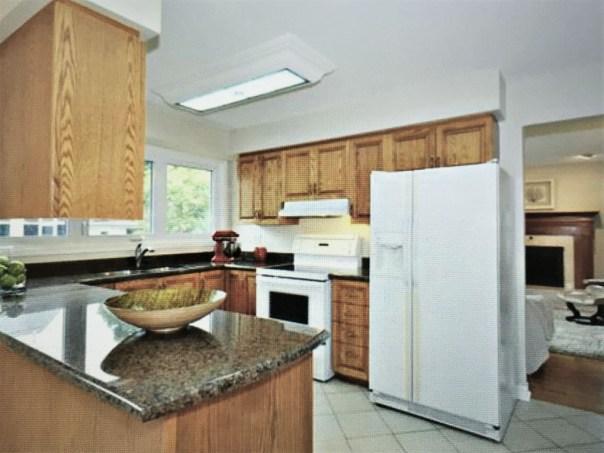 oak kitchen refresh