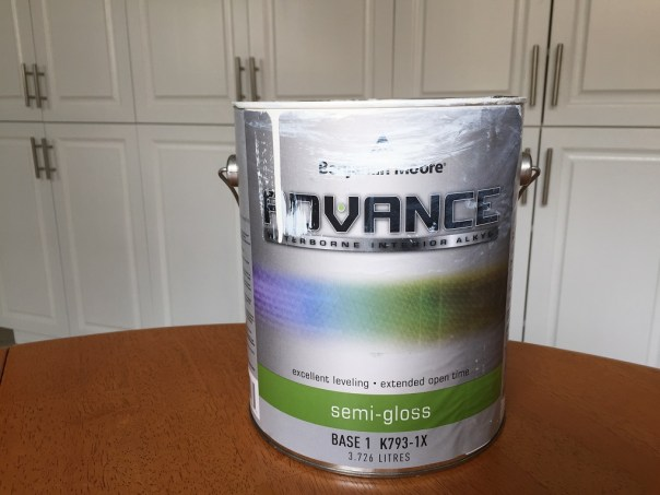 advance simply white paint