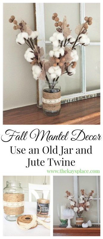 Pinterest Jar and Jute