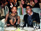 Caster Semenya and her wife