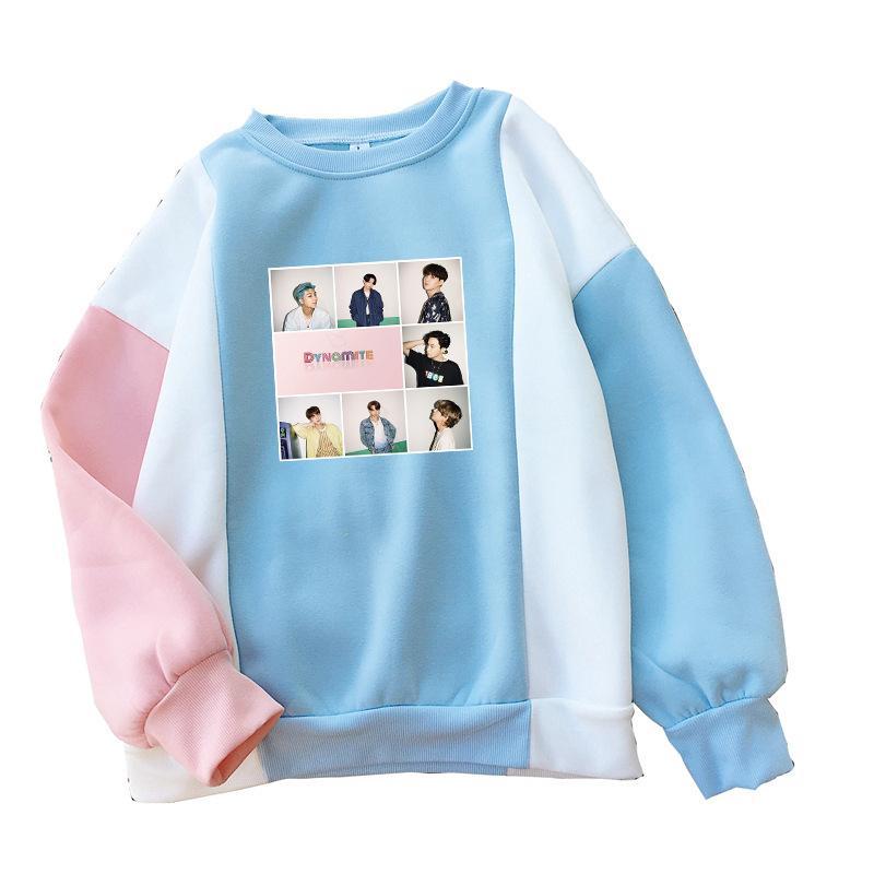 DYNAMITE Colorful Sweatshirt - The Kdom