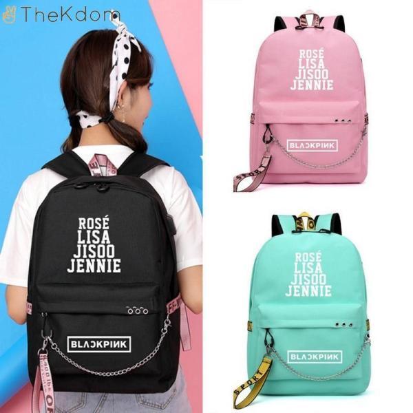 Backpacks BLACKPINK New Backpack - The Kdom