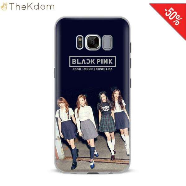 Half-wrapped Case BLACKPINK Phone Case Cover For Samsung All Models - The Kdom