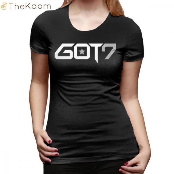 T-Shirts GOT7 Kpop Cotton T-Shirt - The Kdom