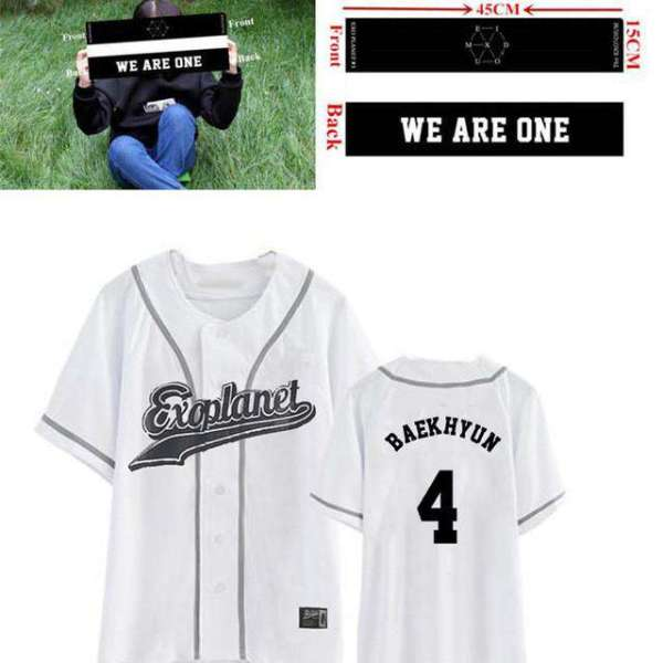 T-Shirts EXO 3rd Concert Shirt - The Kdom