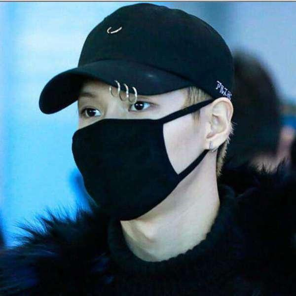 Rings G-Dragon Star Ring Cap - The Kdom