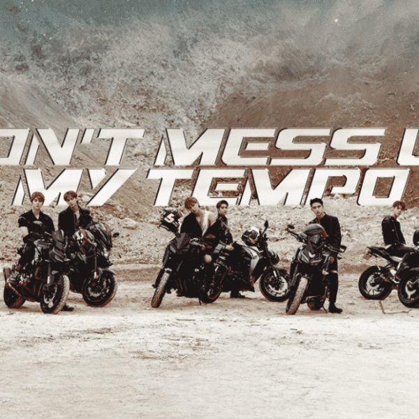 """Other Music Memorabilia EXO """"DON'T MESS UP MY TEMPO"""" Version select, CD+Poster+Book - The Kdom"""