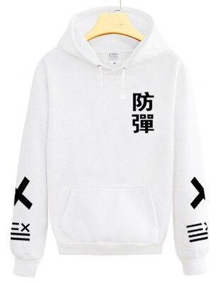 Hoodies & Sweatshirts BTS Jung Kook Sweatshirt Hoodie - The Kdom