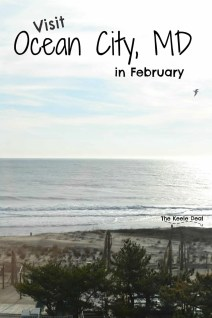 Tips for Visiting Ocean City, MD in February #Winter #oceancity #maryland #travel #beach