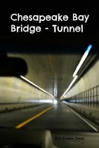 Top 10 places we visited in 2016 - Chesapeake Bay Bridge - Tunnel