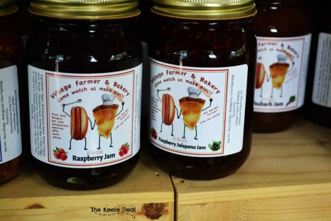 Jams and salsa - Village Farmer and Bakery - Delaware Water Gap, PA