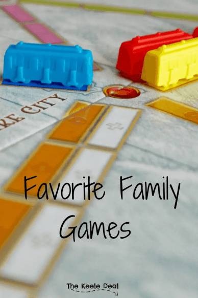 Favorite Family Games. These are just a few of the games that we love to play. If your looking for a new game to try, cover your assets is our new favorite! thekeeledeal.com