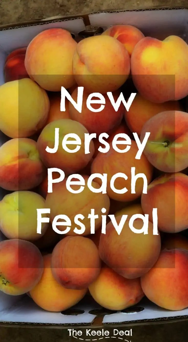 New Jersey Peach Festival  The Keele Deal