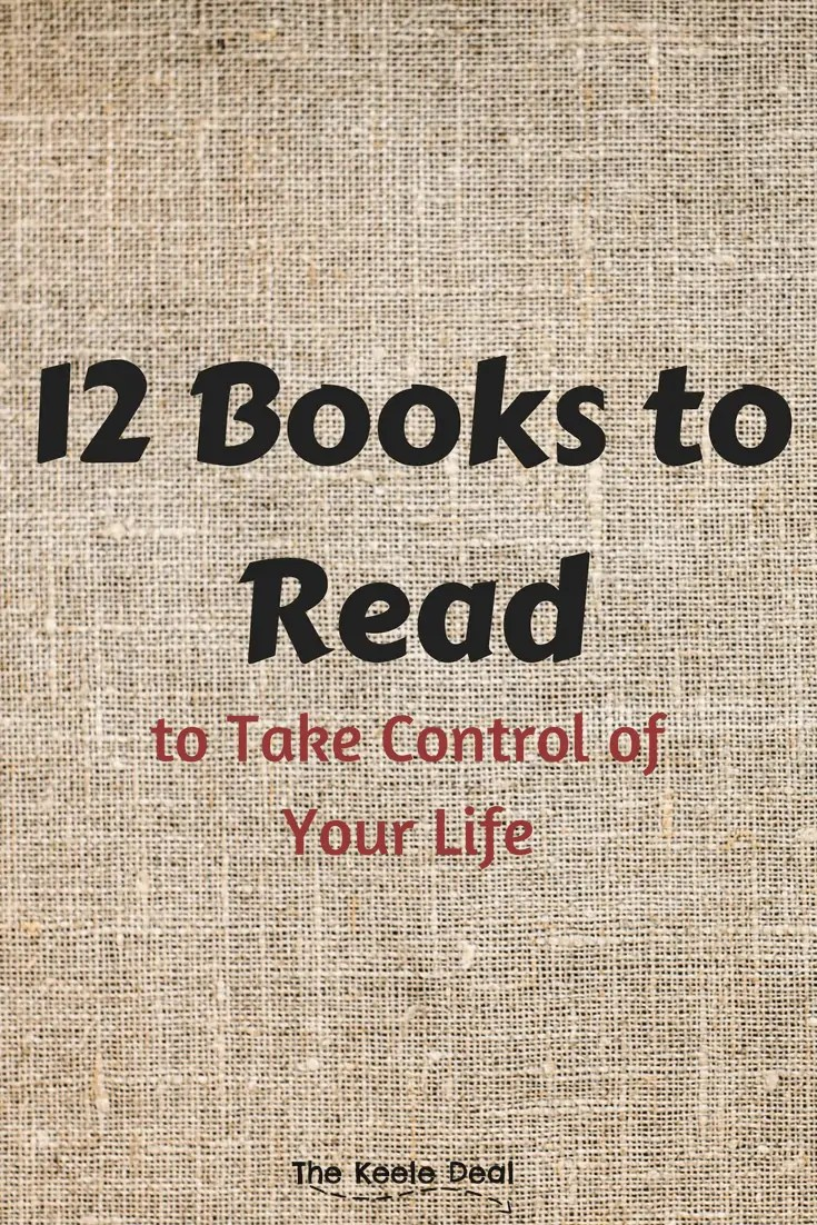 books to to take control of your life the keele deal