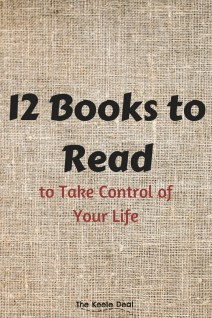 12 Books to Read this year to take control of your life. These books are all self-help and finance books. Make this year a great year by learning new skills and habits. #newyear #goals #bookstoread #books #12bookstoreadthisyear #takecontrolofyourlife #financebooks #selfhelpbooks #newyearsresolutions #newyears