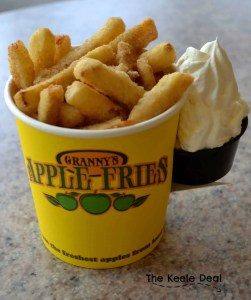 Apple Fries at Legoland Florida Resort - thekeeledeal.com