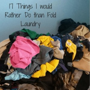 Folding laundry is one of my least favorite chores. With 2 little people, it seems that the task of washing and folding clothes is almost never ending. thekeeledeal.com