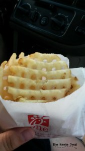 Chick-Fil-A Small French Fry