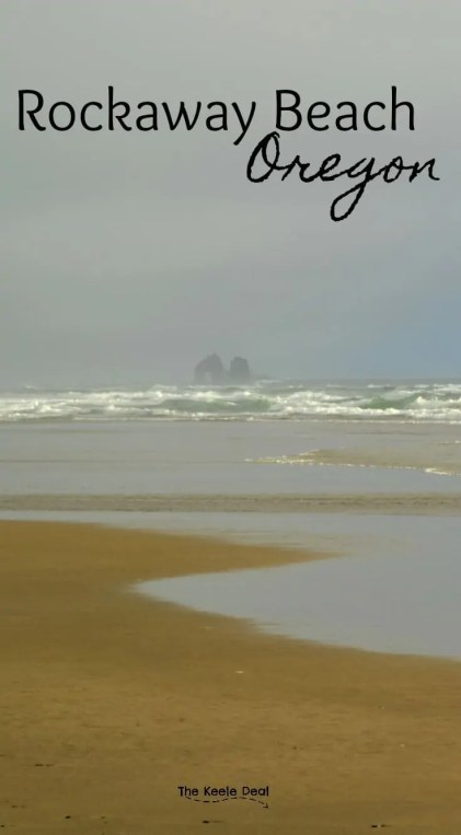 Rockaway Beach Oregon is located 2 hours from Portland. The small town of Rockaway Beach has only a few small stores and restaurants.