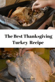 The Best Thanksgiving Turkey I have ever eaten - When we carved the turkey it was so tender we didn't even have to use a knife the meat came offthe bones easily with a fork.#thanksgiving #turkey #thanksgivingdinner #hostingthanksgiving #bestturkey