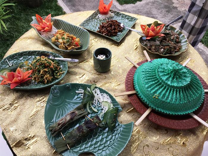 Jambangan Balinese Food