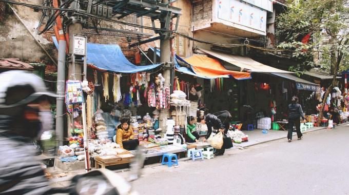 Hanoi in 2 days: Exploring Hanoi's Old Quarter by Foot