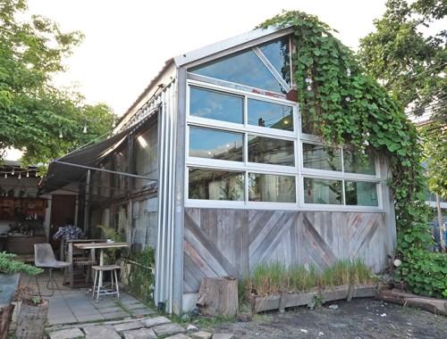 The Barn Eatery Design Chiangmai Cafe