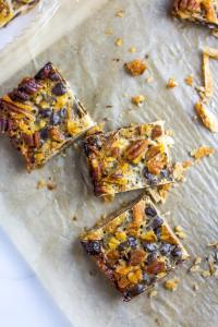 Keto Magic Bars